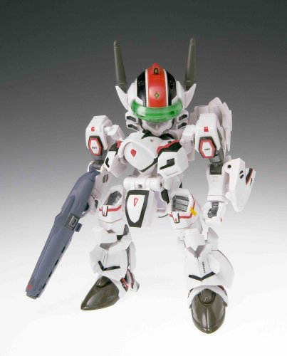 Image 2 for Macross Frontier - VF-25F Messiah Valkyrie (Saotome Alto Custom) - SD∞ (Bandai)