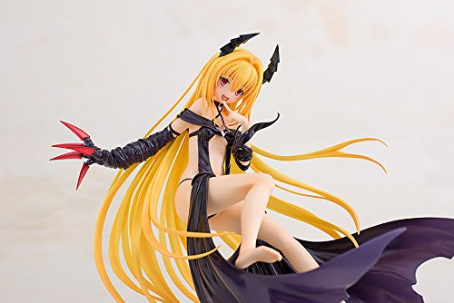 Image 4 for To LOVEru Darkness - Konjiki no Yami - 1/8 - -Trance of Darkness- (Aquamarine, Good Smile Company)