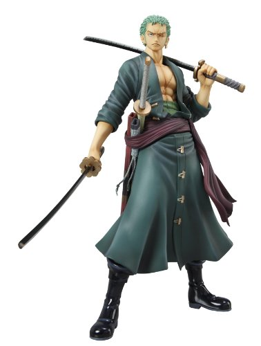 "Image 7 for One Piece - Roronoa Zoro - Excellent Model - Portrait Of Pirates ""Sailing Again"" - 1/8 - Timeskip ver. (MegaHouse)"