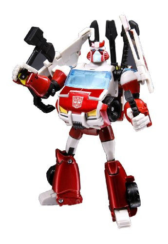 Image 1 for Transformers Animated - Ratchet - TA04 (Takara Tomy)