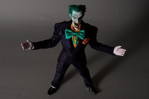 Image 3 for Batman - Joker - Real Action Heroes #593 - 1/6 - Batman Hush Version (Medicom Toy)