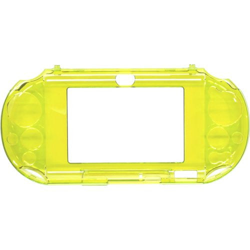 Image 3 for Protect Case for PlayStation Vita (Clear Lime Green)