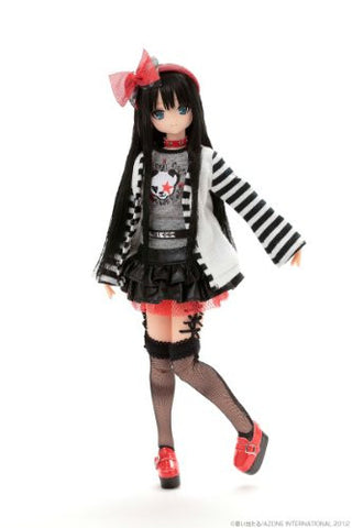 Image for Yuzuha - PureNeemo - SAHRA'S à la mode - 1/6 - Rock'n Girl☆ (Azone)