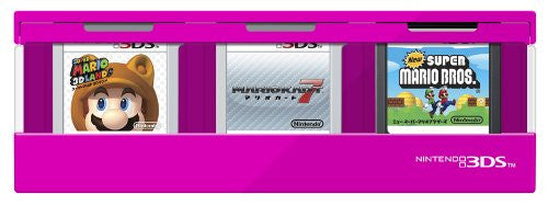 Image 2 for Candybar for Nintendo 3DS [Peach Pink Version]