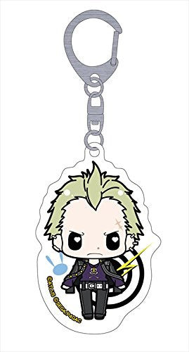 Image 1 for Persona 4: the Golden Animation - Tatsumi Kanji - Deka Keyholder - Keyholder (Penguin Parade)