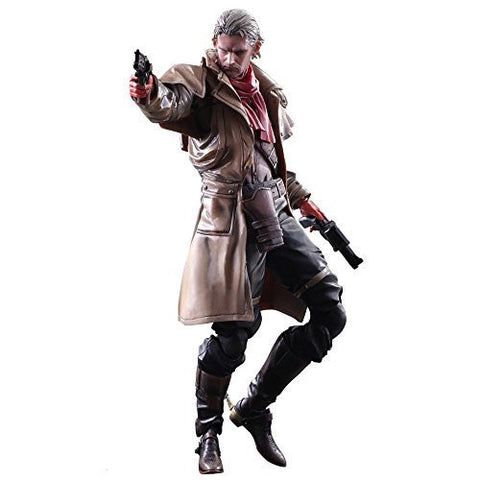 Image for Metal Gear Solid V: The Phantom Pain - Revolver Ocelot - Play Arts Kai (Square Enix)