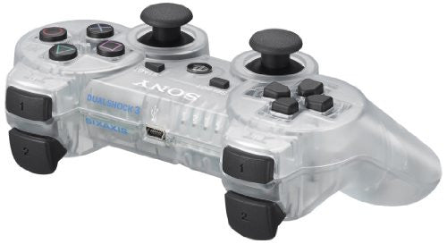 Image 1 for Dual Shock 3 (Crystal)