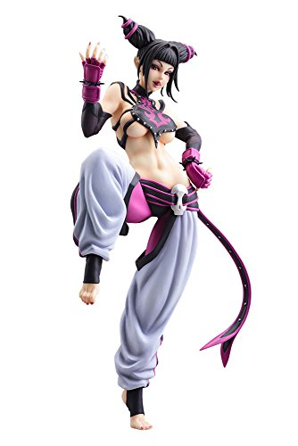 Image 1 for Super Street Fighter IV - Han Juri - Bishoujo Statue - Street Fighter x Bishoujo - 1/7 (Kotobukiya)