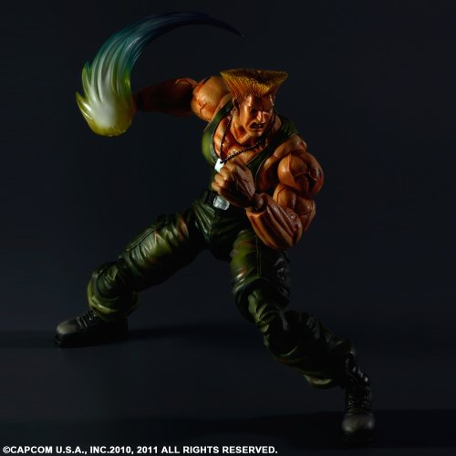 Image 5 for Super Street Fighter IV - Guile - Play Arts Kai (Square Enix)