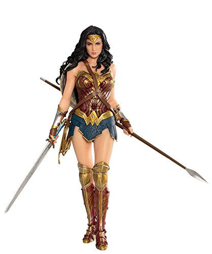Image 1 for Justice League (2017) - Wonder Woman - ARTFX+ - 1/10 (Kotobukiya)