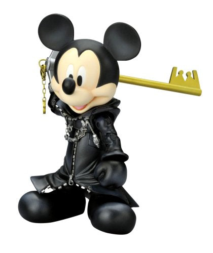 Image 1 for Kingdom Hearts - King Mickey - Play Arts - Kingdom Hearts Play Arts - no.3 - Organization Outfit (Kotobukiya, Square Enix)