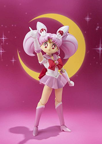 Image 4 for Bishoujo Senshi Sailor Moon - Sailor Chibimoon - S.H.Figuarts (Bandai)