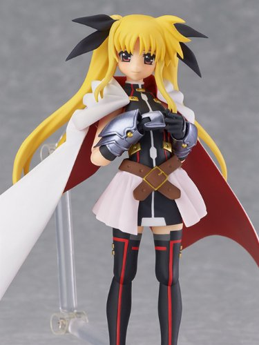 Image 5 for Mahou Shoujo Lyrical Nanoha The Movie 2nd A's - Fate Testarossa - Figma #186 - Blaze Form ver. (Max Factory)
