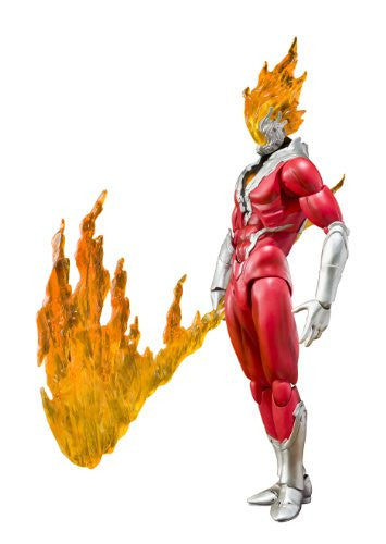 Image 1 for Ultraman Zero THE MOVIE: Choukessen! Beriaru Ginga Teikoku - Glenfire - Ultra-Act (Bandai)