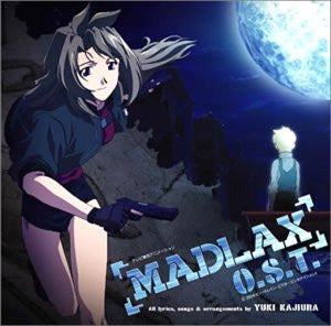 Image for MADLAX O.S.T.