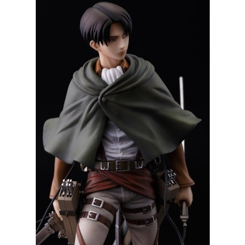 Image 6 for Shingeki no Kyojin - Levi - BRAVE-ACT - 1/8 (Sentinel)