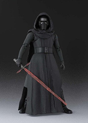 Image 4 for Star Wars - Star Wars: The Force Awakens - Kylo Ren - S.H.Figuarts (Bandai)