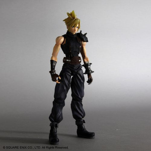 Image 4 for Dissidia Final Fantasy - Cloud Strife - Play Arts Kai (Kotobukiya, Square Enix)