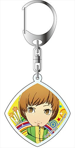 Persona 4: the Golden Animation - Satonaka Chie - Keyholder (Contents Seed)