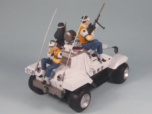 Image 2 for Kidou Keisatsu Patlabor - Type 98 Special Command Vehicle - 1/24 (Pit-Road)