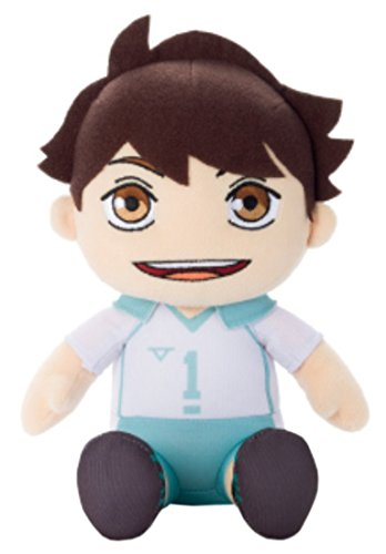 Image 1 for Haikyuu!! - Oikawa Tooru - Haikyuu!! Deformed Plush (Takara Tomy)