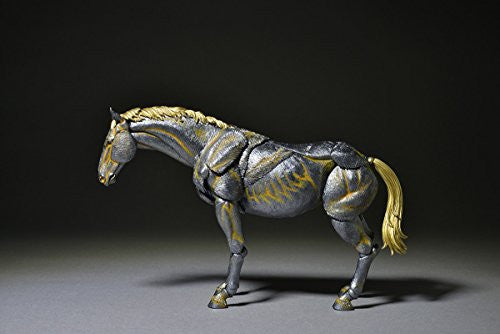 Image 11 for KT Project KT-007 - Revoltech - Horse - Iron Rust (Kaiyodo)