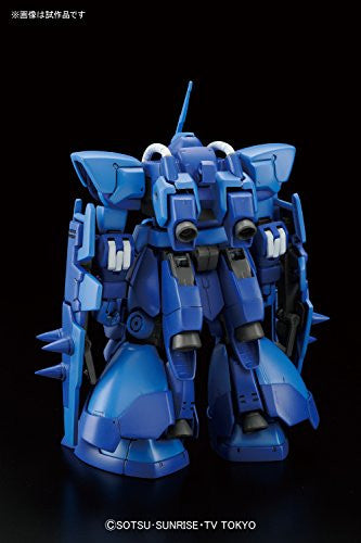Image 2 for Gundam Build Fighters Try - Dom R35 - HGBF - 1/144 (Bandai)