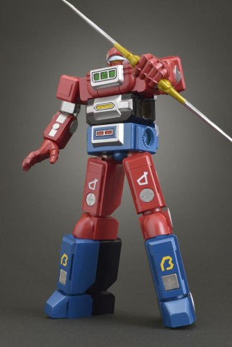 Image 7 for Kousoku Denjin Albegas - Albegas - Dynamite Action! - 09 (Evolution-Toy)