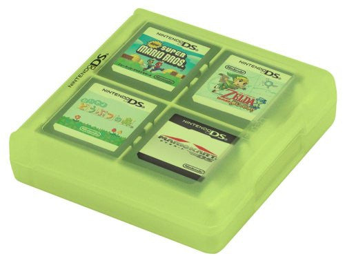 Image 1 for DS Card Case 16 (Lime Green)