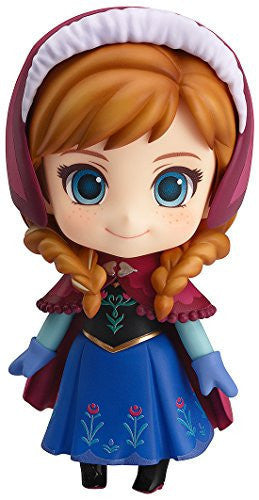 Image 1 for Frozen - Anna - Olaf - Nendoroid #550 (Good Smile Company)