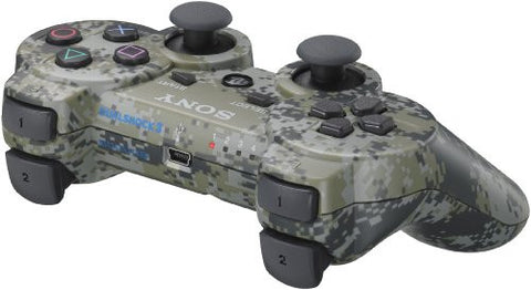 Image for Dual Shock 3 (Urban Camouflage)