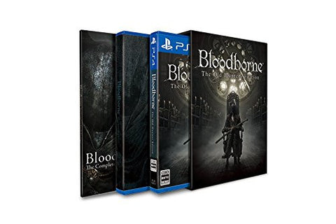 Image for Bloodborne The Old Hunters Edition