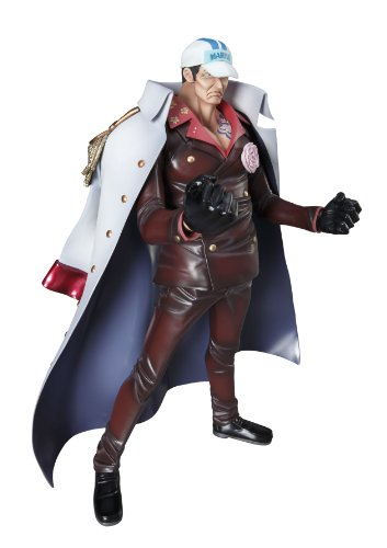 Image 4 for One Piece - Akainu - Portrait Of Pirates DX - Excellent Model - 1/8 (MegaHouse)