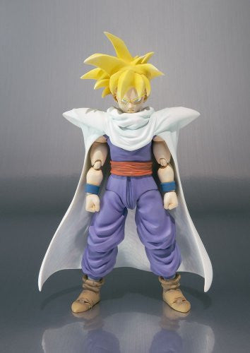 Image 2 for Dragon Ball Kai - Son Gohan SSJ - S.H.Figuarts (Bandai)