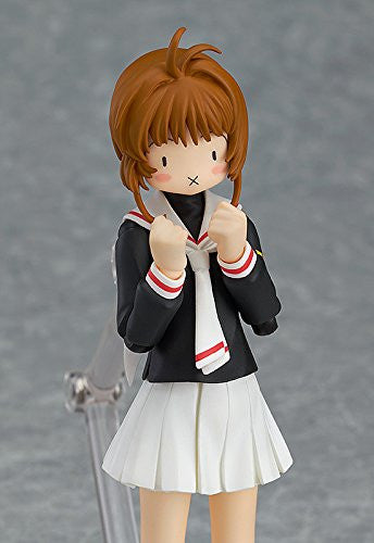 Image 2 for Card Captor Sakura - Kero-chan - Kinomoto Sakura - Figma 265 - School Uniform ver. (Max Factory)