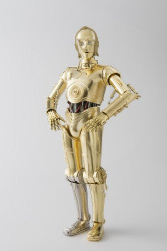 Image 4 for Star Wars - C-3PO - 12 Perfect Model - Chogokin - 1/6 (Bandai, Sideshow Collectibles)