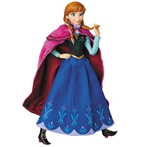 Image for Frozen - Anna - Real Action Heroes No.728 - 1/6 (Medicom Toy)