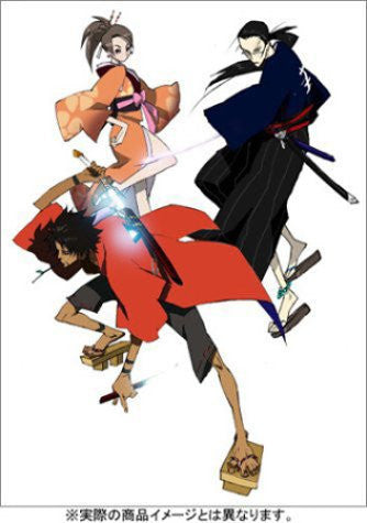 Image for Samurai Champloo Vol.3