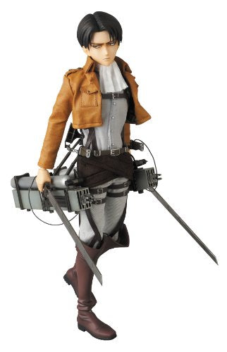 Image 5 for Shingeki no Kyojin - Levi - Real Action Heroes #662 - 1/6 (Medicom Toy)