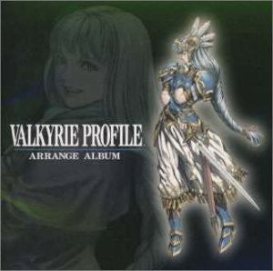 Image 1 for VALKYRIE PROFILE ARRANGE ALBUM