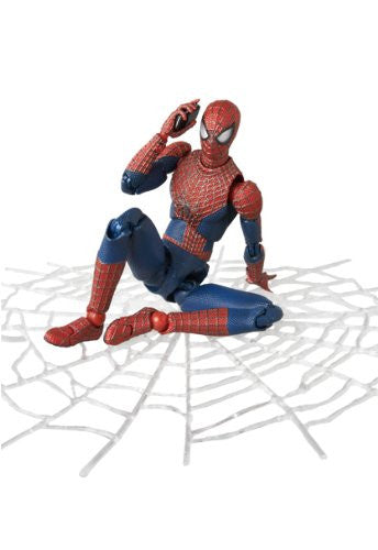 Image 11 for The Amazing Spider-Man 2 - Spider-Man - Mafex #4 - DX set (Medicom Toy)
