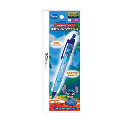 Chara Pure Touch Pen (Stitch B)
