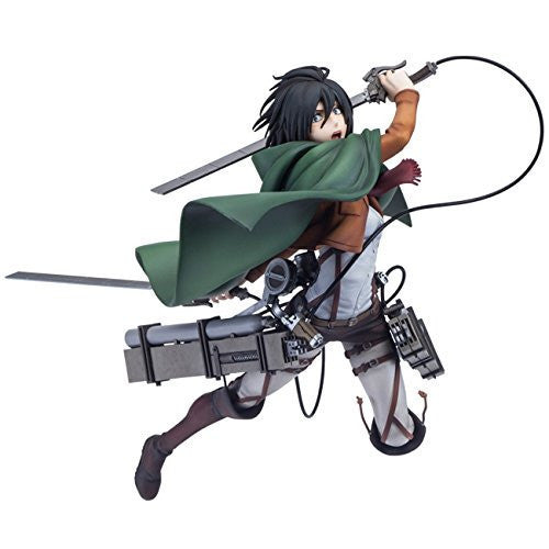 Image 1 for Shingeki no Kyojin - Mikasa Ackerman - Hdge No.5 - Survey Corps Ver. (Union Creative International Ltd)