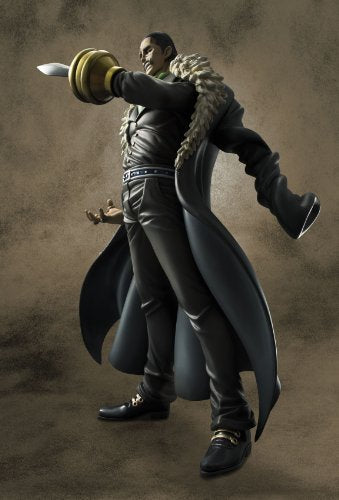 Image 6 for One Piece - Sir Crocodile - Excellent Model - Portrait Of Pirates EX - 1/8 - Repaint Ver. (MegaHouse)