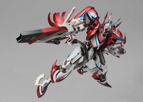 Image 4 for Ginga Kikoutai Majestic Prince - AHSMB-005 RED FIVE - Variable Action (MegaHouse)