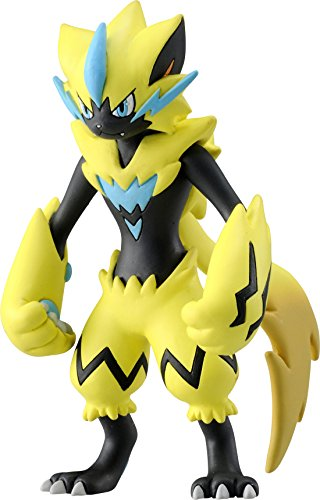 Gekijouban Pocket Monsters Minna no Monogatari - Zeraora - Moncolle Ex ESP_03 - Monster Collection (Takara Tomy)