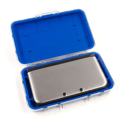 Image 6 for Strong Case for 3DS LL (Blue)