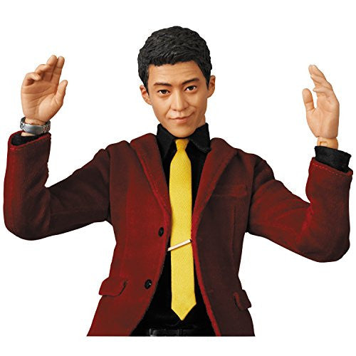 Image 5 for Lupin III (film) - Lupin the 3rd - Real Action Heroes #687 - 1/6 (Medicom Toy)
