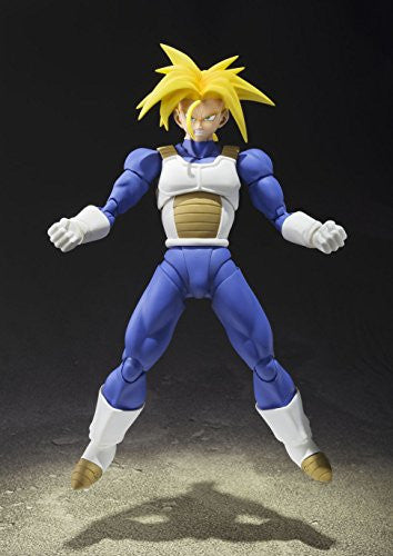 Image 5 for Dragon Ball Z - Future Trunks - Future Trunks SSJ - S.H.Figuarts (Bandai)