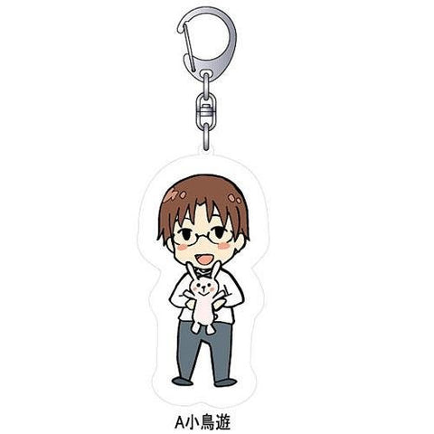 Image for Working'!! - Takanashi Souta - Keyholder (Movic)